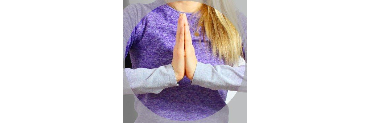 Kleine Gesten - große Wirkung: Entspanne Dich mit Fingeryoga -