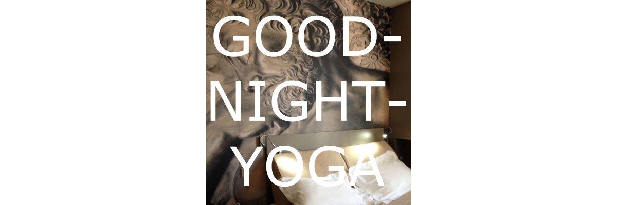 Fünf Yoga-Übungen für einen erholsamen Schlaf -