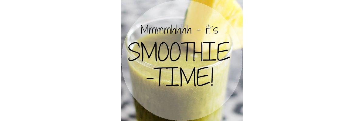 Vitamin-Booster: Fruchtig-frische Smoothie-Ideen -